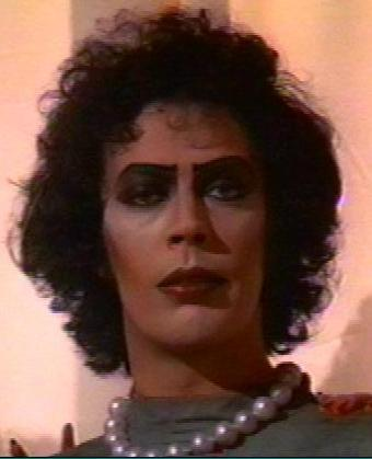 Tim Curry as Frank